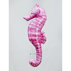 Zeepaardje roze 40 cm