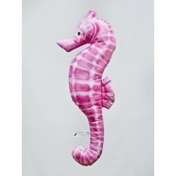 Zeepaardje roze 60 cm