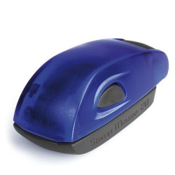 Stamp Mouse Ruby/Indigo